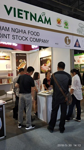 2018 Thaifex - World of Food Asia