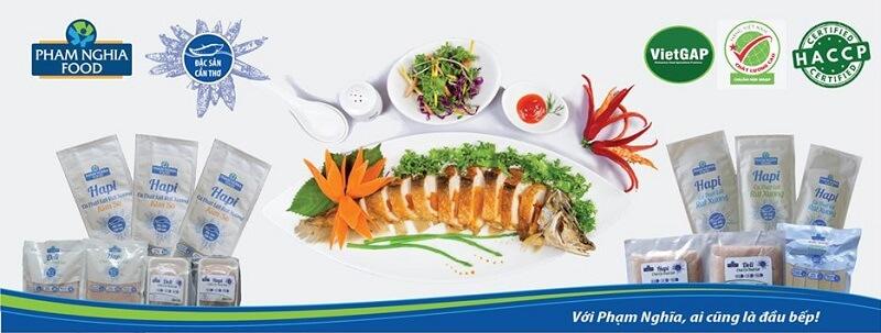 Hình ảnh một số sản phẩm Pham Nghia Food