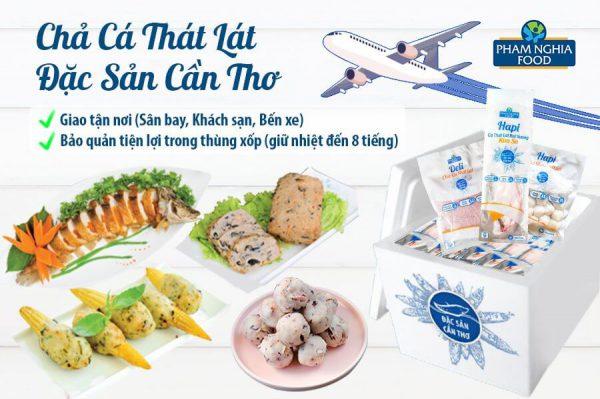 Bạn có thể dễ dàng mua cá thát lát rút xương và cá sản phẩm của PHAM NGHIA FOOD dù ở bất cứ đâu!