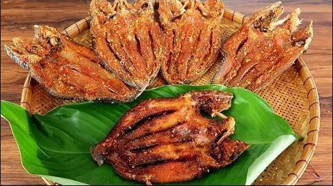 Khô cá lóc - 5 đặc sản Cần Thơ