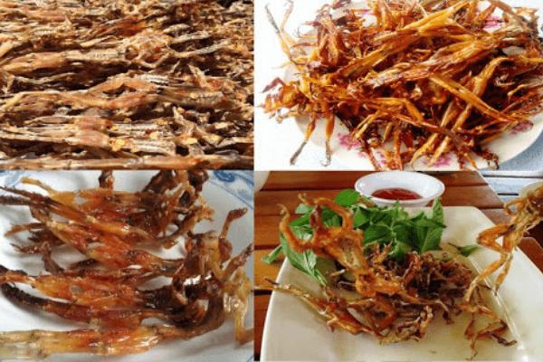 Khô nhái - Món đặc sản miền Tây tuy quen mà lạ!