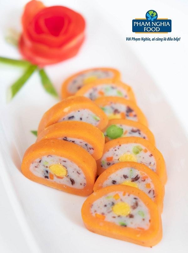 Chả hoa Nàng Hai - Sản phẩm mới đến từ PHAM NGHIA FOOD
