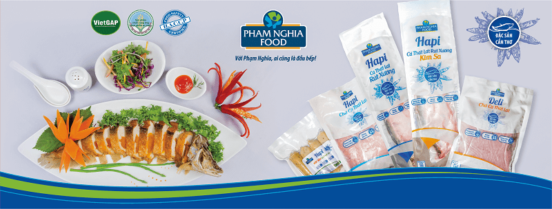 Các sản phẩm của PHAM NGHIA FOOD luôn đảm bảo các tiêu chuẩn chất lượng, an toàn và dinh dưỡng