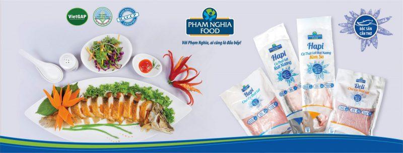 Nói về chất lượng thì không thể bỏ qua chả cá thát lát của PHAM NGHIA FOOD