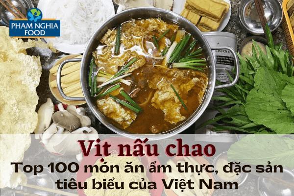 Vịt nấu chao: Món ngon Cần Thơ hút hồn khách du lịch không thể bỏ qua!