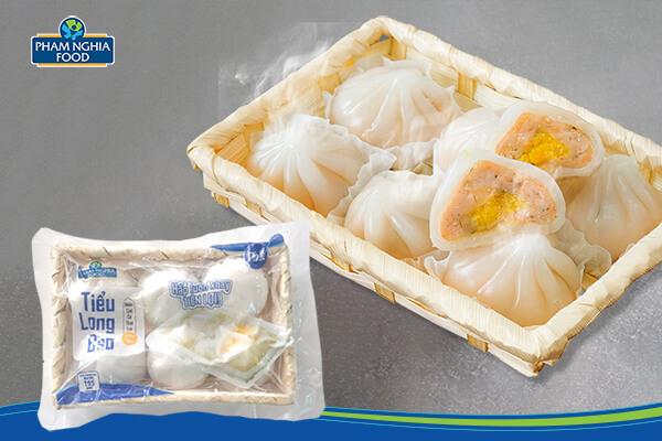 Tiểu long bao PHAM NGHIA FOOD - Sự kết hợp tinh tế của ẩm thực Việt - Hoa