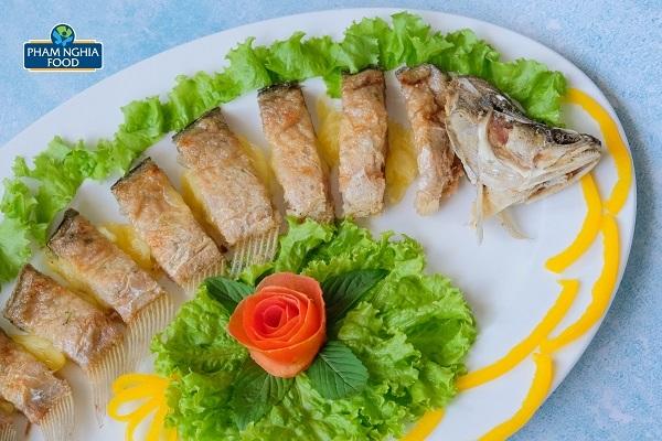 Điều gì đã tạo nên sức hút cho cá thát lát rút xương nhân phô mai?
