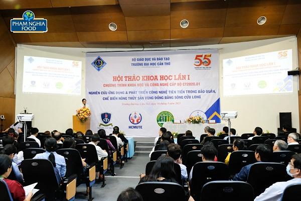 GS.TS Tạ Ngọc Đôn - Vụ trưởng Vụ KHCN & MT (Bộ GD&ĐT) chia sẻ về chương trình