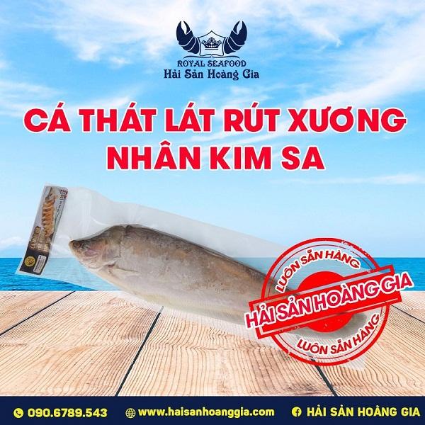 Hãy chọn Hải Sản Hoàng Gia nếu bạn muốn mua đặc sản PHAM NGHIA FOOD một cách nhanh chóng và tiện lợi nhất nhé!