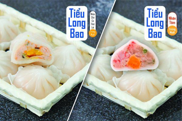 Tiểu Long Bao và Tiểu Long Bao nhân tôm là một trong nhiều sản phẩm được tạo ra từ công nghệ hiện đại
